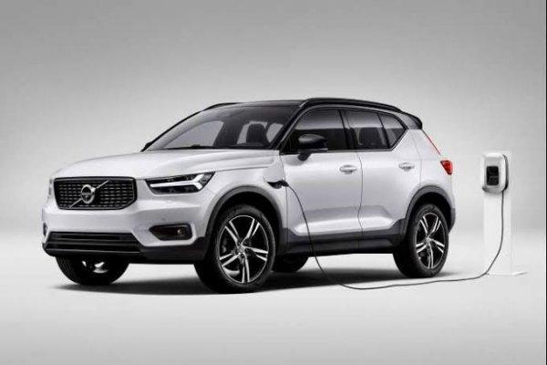 [Volvo apresenta XC40 elétrico nos EUA ]