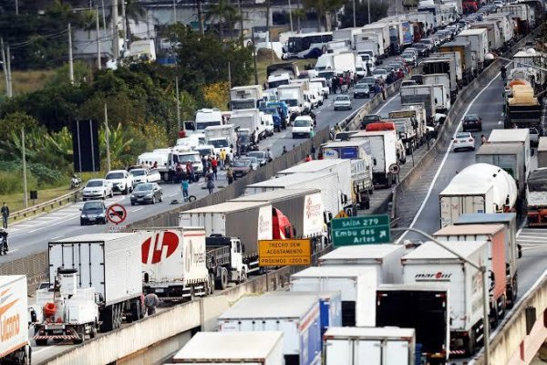 [Para Governo não haverá paralisação de caminhoneiros]
