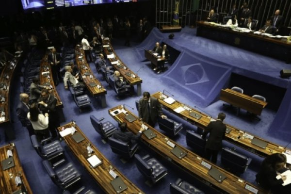 [CCJ do Senado vota nesta terça projeto para retomar prisão após 2ª instância]