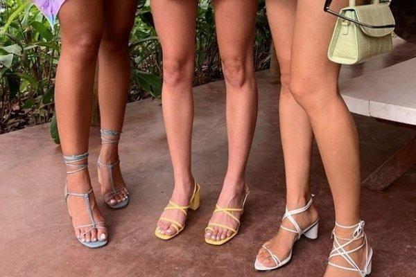 [Conheça as tendências de calçados que irão bombar no verão ]