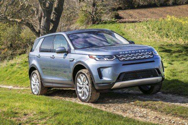 [Land-Rover inicia vendas do Discovery Sport 2020 no país ]