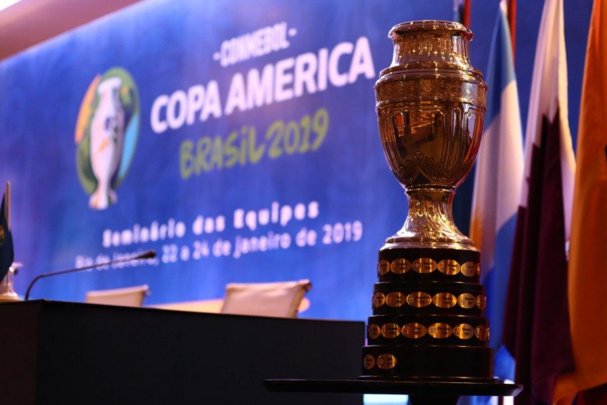 [É grana: Copa América já arrecadou o dobro do Brasileirão]