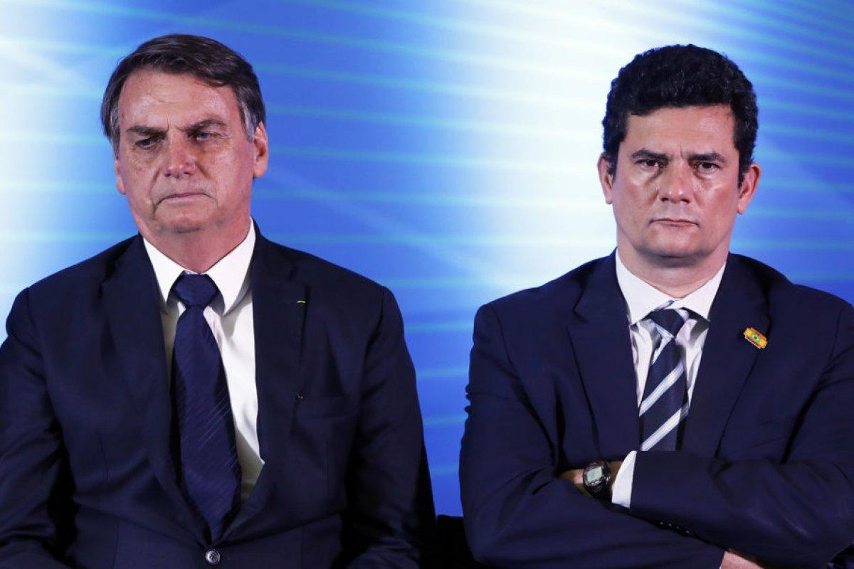 [Podcast: Moro x Bolsonaro: avaliação do delicado momento politico no Brasil ]