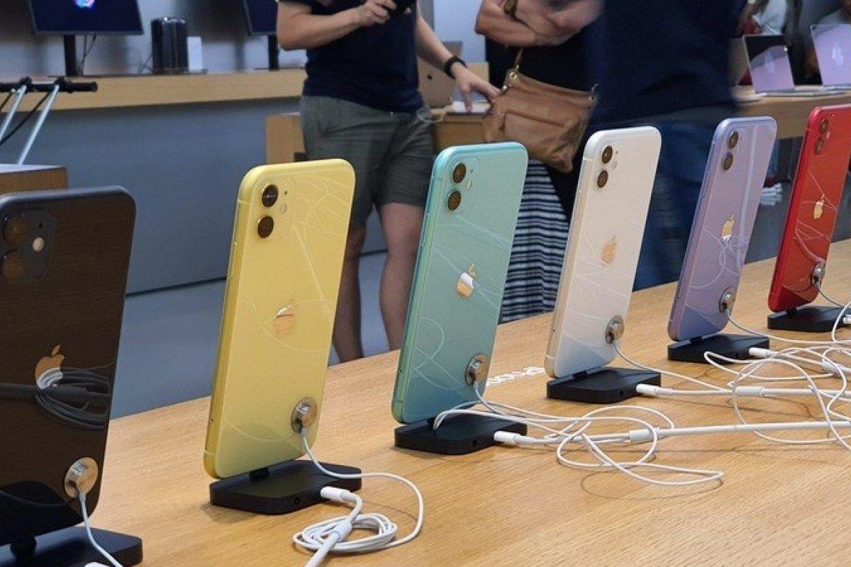 [Apple bloqueia smartphones da marca após saques em protestos nos EUA]