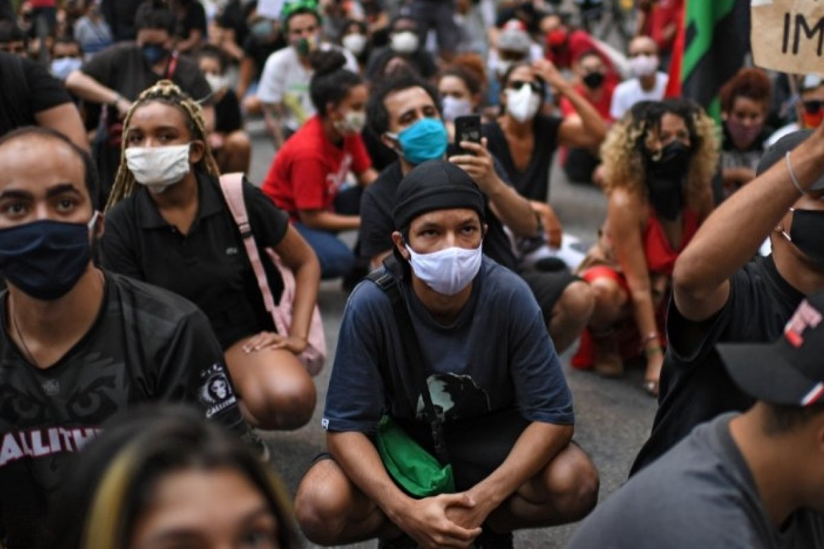 [ Líderes da oposição do governo Bolsonaro pedem não tenham protestos no domingo (7)]