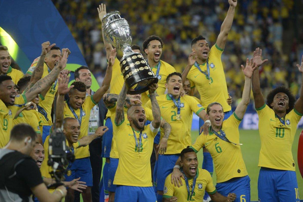 [ Brasil estreia na Copa América no dia 13 de junho de 2021, diz Conmebol]