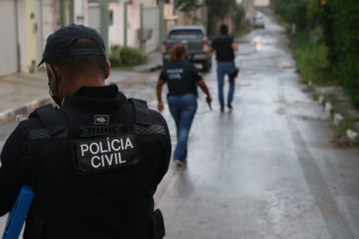 Policia Civil deflagra nesta manhã operação que envolve adolescentes e vendas de drogas sintéticas
