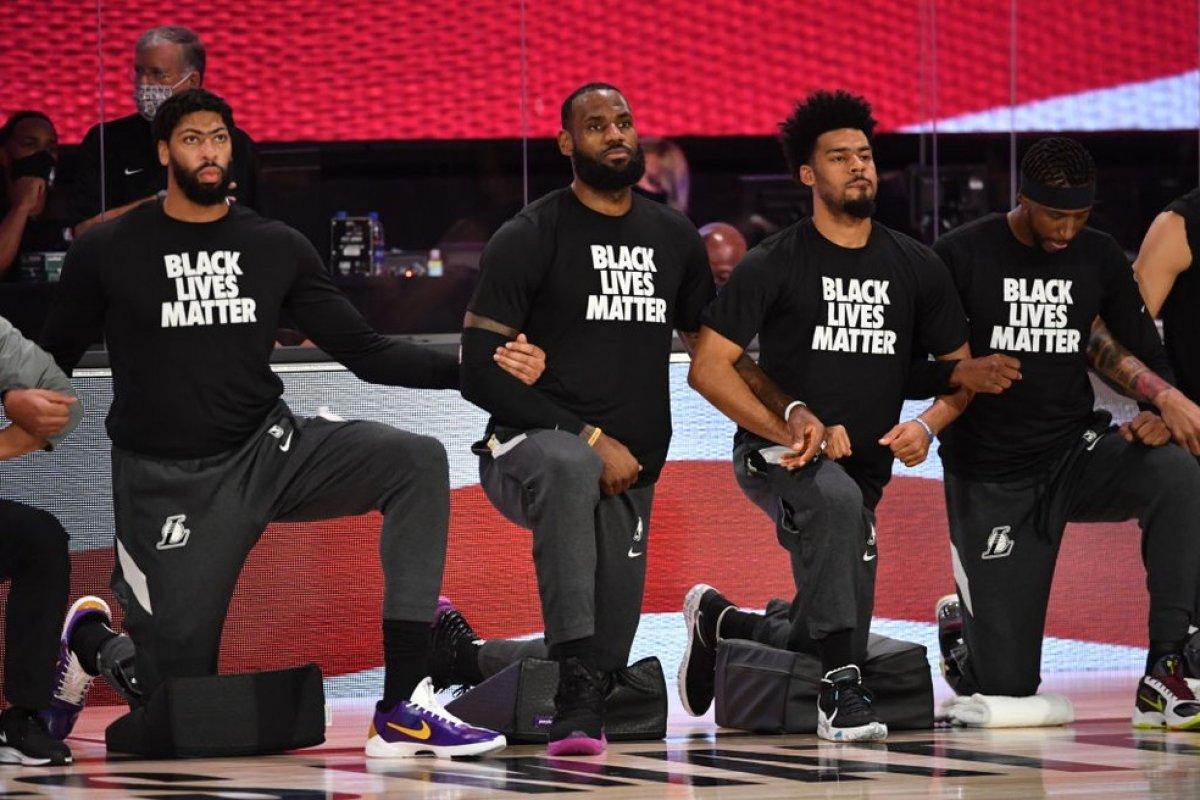 [Podcast:  Luta contra o racismo: O impacto social do boicote dos jogadores da NBA]