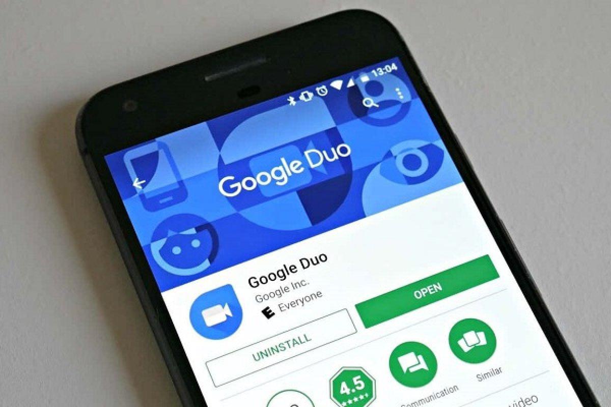 [Google Duo recebe recurso de compartilhamento de tela]