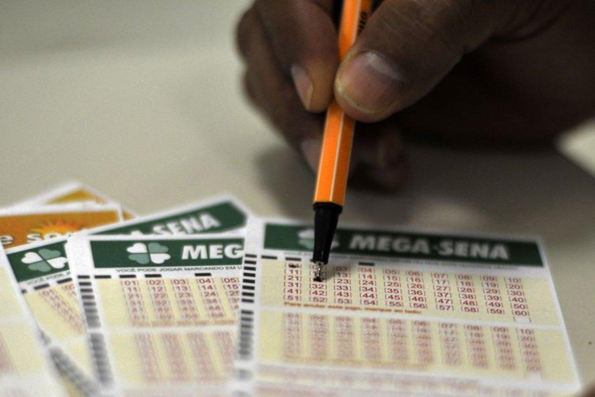 [Mega-Sena deve pagar prêmio de R$ 60 milhões nesta quarta (30)]