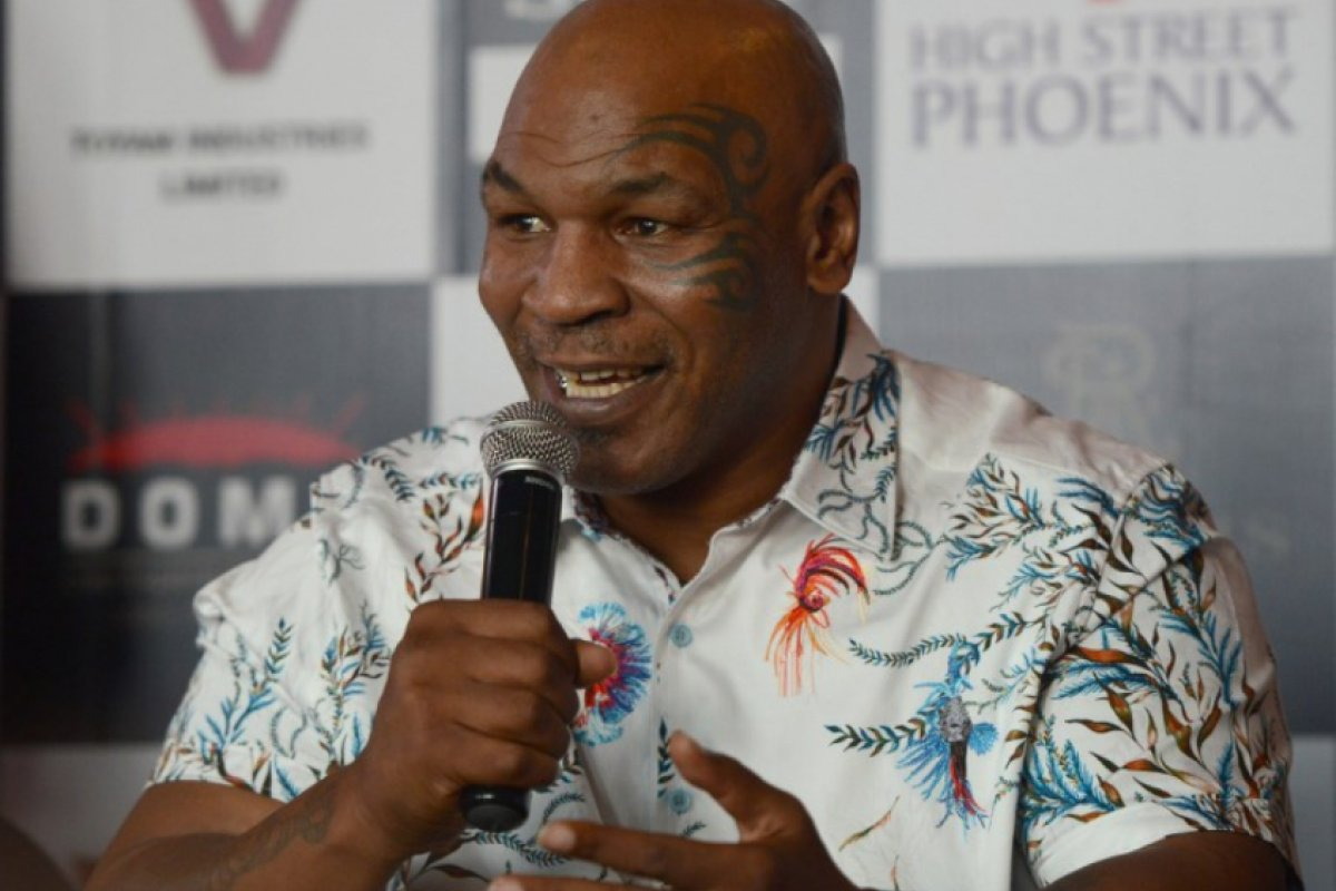 [Mike Tyson revela método