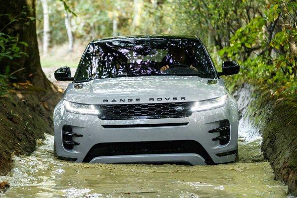 [Land Rover Evoque agora também é flex por R$ 281 mil]