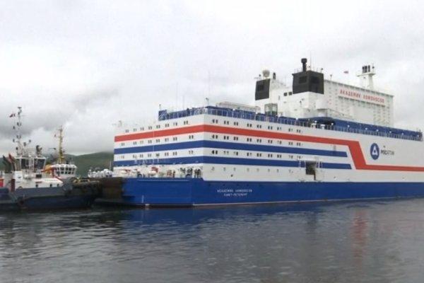 [Rússia lança 'Titanic nuclear' no Oceano Ártico]