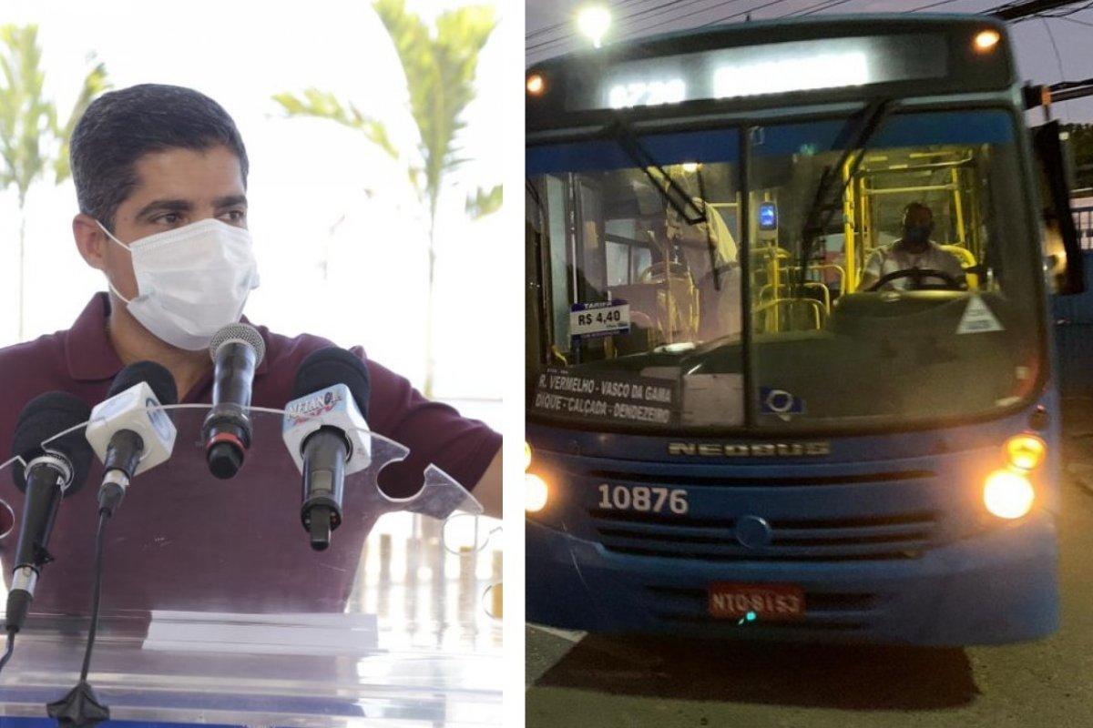 [Neto andando de ônibus? Ahhhh coitado!]