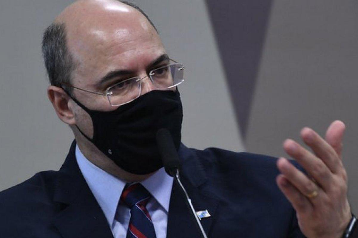 [Podcast Lado B de Brasília: A jornalista Amanda Audi conta que o ex-governador do RJ, Wilson Witzel, queria ser presidente do Brasil]