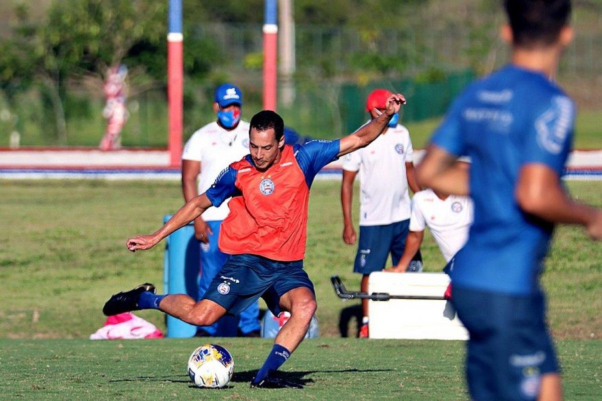 [Com chance de terminar rodada no G-4, Bahia recebe o turbulento Corinthians em Pituaçu]