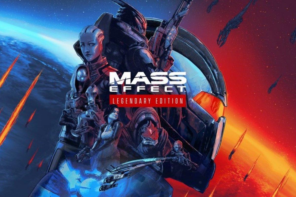[Mass Effect: Legendary Edition, mais nova coletânea da Eletronic Arts, trás jogos com bons gráficos e enredo]