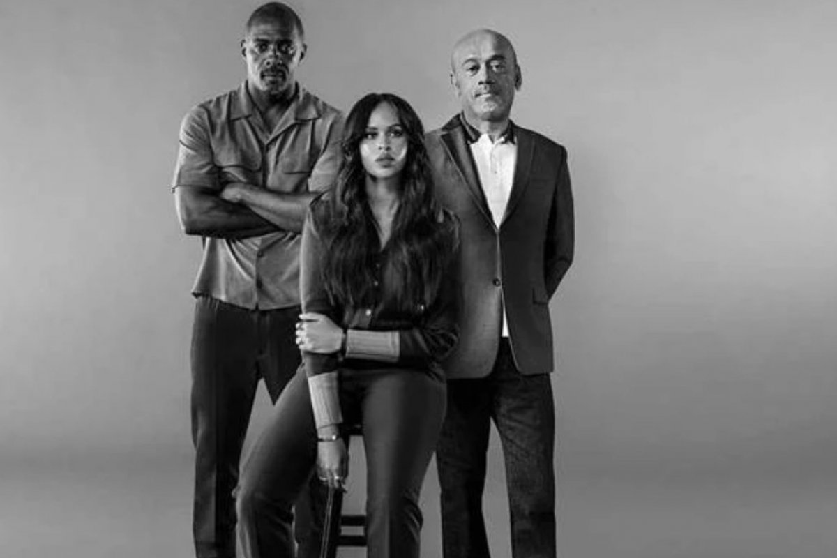 [Christian Louboutin lança coleção inspirada no movimento Black Lives Matter (Vidas Negras Importam)]