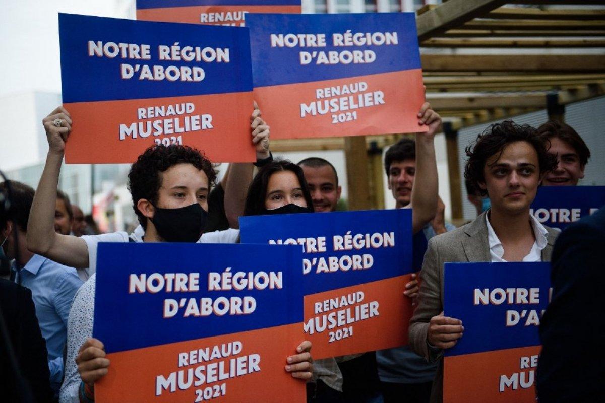 [Reagrupamento Nacional (RN) sofre derrota em eleições regionais na França]