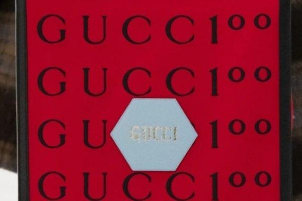 [Gucci lança em Milão coleção dedicada ao seu centenário]