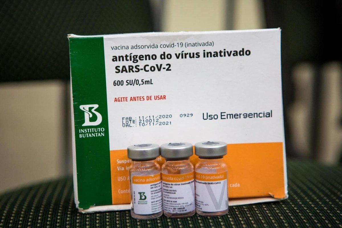 [Pesquisa indica que Coronavac é 71% efetiva contra mortes por covid-19, inclusive entre idosos]