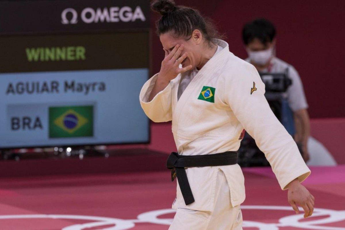 [Judô se torna o esporte que mais deu medalhas para o Brasil em Olimpíadas]