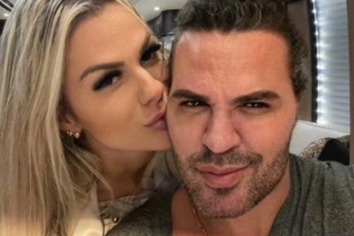 [Babado! Eduardo Costa confirma affair com modelo que abandonou marido]