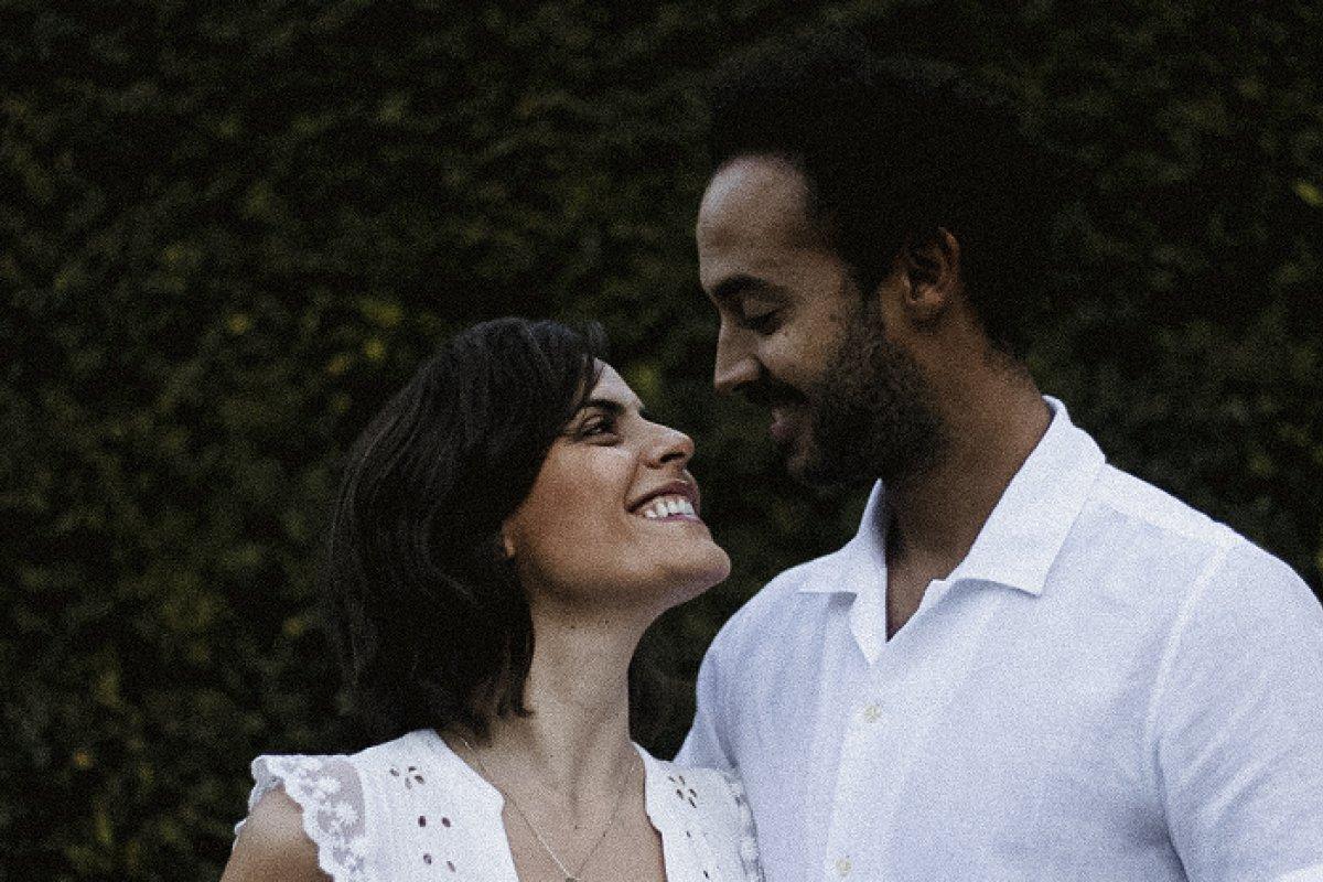 [Mariá e José Gil celebram o amor com o projeto Mazé]