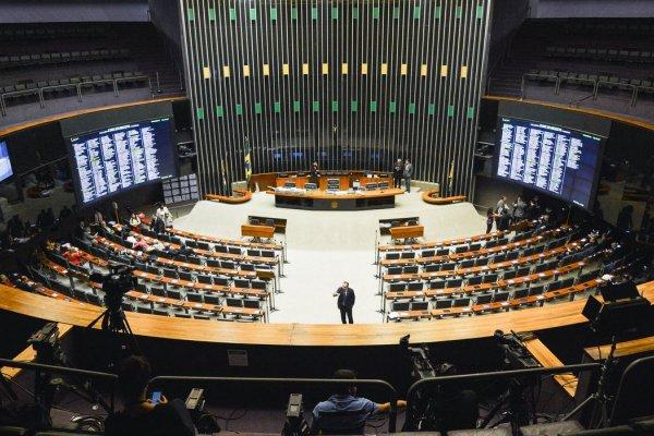 [Câmara dos Deputados anuncia retorno presencial das votações]
