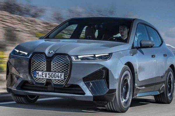 [BMW confirma SUV e sedã esportivo elétricos para o Brasil ]